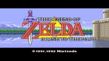 Direct-Live : The Legend of Zelda - A Link to the Past (SNES)