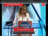 Torna Alleanza Nazionale: da Fiuggi il congresso nazionale di Fratelli d'Italia
