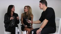 #RHONJ's Jacquline Laurita and Fashionista Suzanne Summers Demo Their Beauty Line