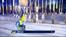Les Paralympiques s'ouvrent à Sotchi avec les Ukrainiens