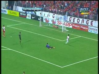 LionsXII v Kelantan MLS FT highlights 8 Mar 2014