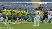 هدف الشباب الأول على النصر كأس الملك 2014 دور ال 16