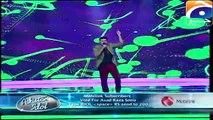 Pakistan Idol 2013-14 - Episode 27 - 03 Gala Round Top 9 (Asad Raza Sonu)