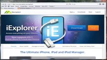 How To Activate iExplorer 4 1 7 With No registration code