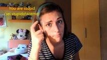 Girl Explains Italian Hand Gestures - Italian Hand Gestures