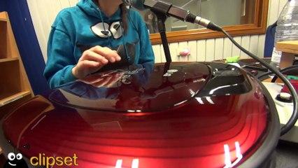 LG HomBot Square robort aspiradora VideoCast