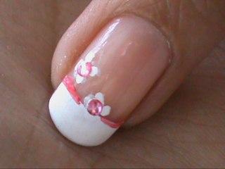 Cute nail Designs For beginners - easy DIY Video tutorial Polish Design Tutorials