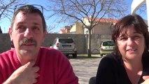 interview liste Front de Gauche Rivesaltes Patrick Cases/Elsa Sanchez par Nicolas Caudeville