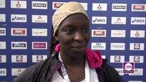 Nadège Mendy : « J'ai vu ma mère heureuse »