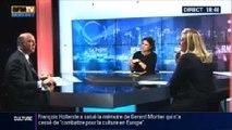 BFM Politique: L'interview BFM Business, Pierre Moscovici répond aux questions d'Hedwige Chevrillon - 09/03 2/6