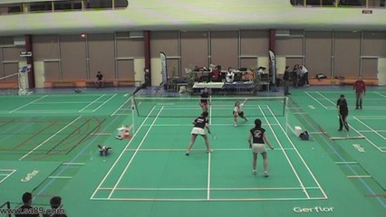 TIA16 - Double Dames D - Finale