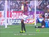 Paolo Guerrero generó autogol vs Sao Paulo