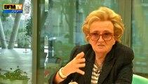 """Bernadette Chirac sur Sarkozy: """"Il me parle comme il aurait parlé à sa mère"""" [09.03.2014]"""
