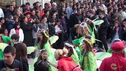 Το καρναβάλι στον Ορχομενό 2013