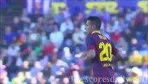 คลิปไฮไลท์ ฟุตบอล ลาลีกา สเปน วันที่ 8-3-2014 เรอัล บายาโดลิด 1 - 0 บาร์เซโลน่า