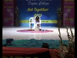 CAPITAL COLLEGE FUNCTION Skit  AT Nishtar Hall Peshawar