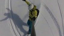 Session poudreuse Les 2 Alpes 2014 Puf Puf prod