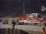 F1 crash - Gilles Villeneuve