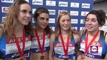 Nantes Métropole Athlétisme, un relais en or !
