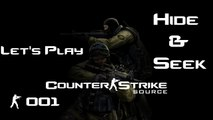 Lets Play Counter-Strike Source # 1 (Deutsch) - Verstecken spielen «» CSS - Hide and Seek | HD