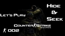 Lets Play Counter-Strike Source # 2 (Deutsch) - Die Cheaten doch «» CSS - Hide and Seek | HD