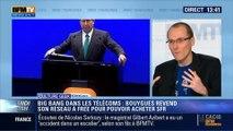 Culture Geek: Télécom: Bouygues revend son réseau à Free pour pouvoir acheter SFR - 10/03