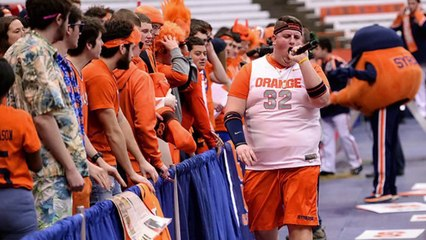 Make the Crowd Go Wild: Syracuse's Super Fan