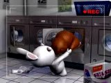 Rayman Raving Rabbids - Thanksgiving