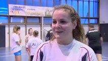 Rugby : rencontre des jeunes de la section paloise avec les lycéens de Montardon
