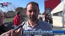 Rugby / VI Nations : Le XV de France ne régale pas le staff toulousain - 10/03