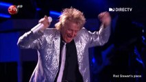 03 some guys have all the luck Rod Stewart live 27.02.2014 Quinta Vergara, Viña del Mar, Chile - live the life tour [full HD]