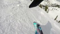 FWT14 - SNOWBIRD GOPRO RUN LAURENT GAUTHIER