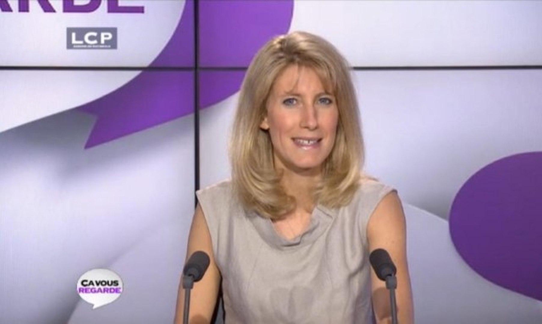 Ça Vous Regarde - L'Info : Florian Philippot –Vice-président du Front National et candidat FN à Forb
