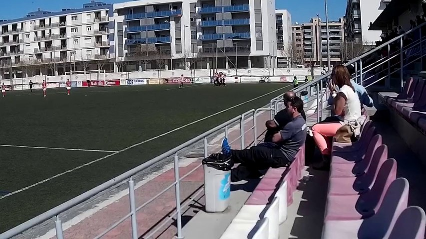 At Segre 1 - 0 UE Bordeta (Preferent infantil)