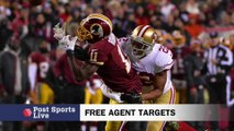 What are the Redskins free agent priorities?