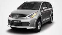 2014 New Aria Facelift Launched By Tata Motors For Rs 9,95 Lakh !