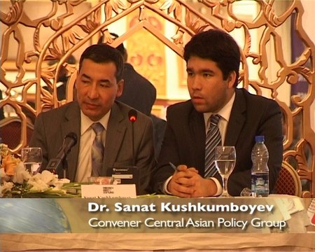 PAKISTAN LAUNCH OF THE JOINT DECLARATION ON REGIONAL PEACE & STABILITY: AFGHANISTAN'S REGION: 2014 AND BEYOND