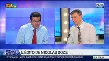 """Nicolas Doze: Financement des PME et ETI: """"Le fonds de pension est la solution"""" – 11/03"""