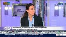 Succession: Comment profiter au mieux des taux légaux ?: Sandrine Quilici, dans Intégrale Placements - 11/03