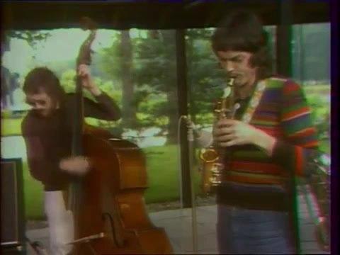 Jan Garbarek - Jazz Harmonie 1973