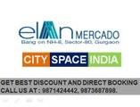 elan Mercado retails shops::9910013007::sector 80 gurgaon