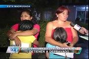 Piden sanción contra sujeto que mostraba sus genitales a niñas