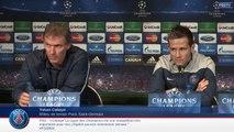 Conférence de presse du Paris Saint-Germain