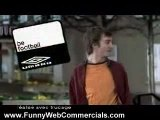 Umbro Be Football Funny Commercial