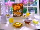 Cookie-Crisp Cereal - Vintage 1985 Commercial - YouTube
