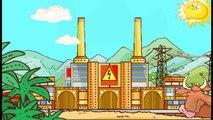 Film numéro 5 : Bande dessinée les énergies non renouvelables