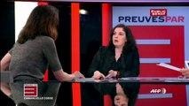 Emmanuelle COSSE PP3 11.03.2014/Le fait de ne pas avoir le ministère de l'écologie nous handicape
