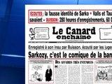 """Ecoutes de Sarkozy: Taubira et Valls savaient, selon """"Le Canard Enchaîné"""" - 11/03"""