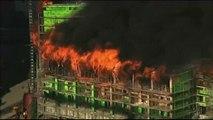 Gigantesque incendie à San Francisco