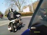 Toutes à moto